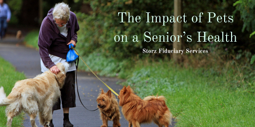 The Impact of Pets on a Senior's Health