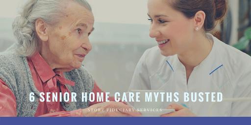 6 Senior Home Care Myths Busted