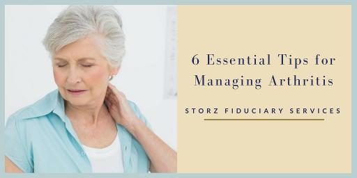 6 Essential Tips for Managing Arthritis