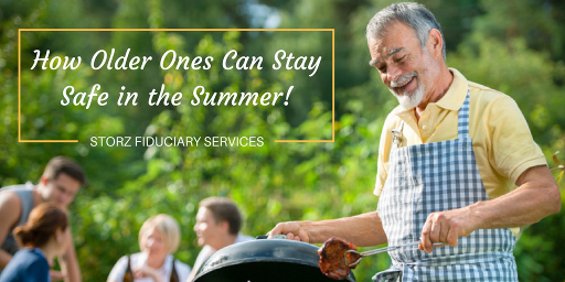 How Older Ones Can Stay Safe in the Summer