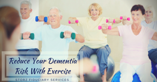 Reduce Your Dementia Risk With Exercise