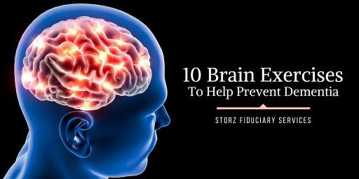 10 Brain Exercises to Help Prevent Dementia