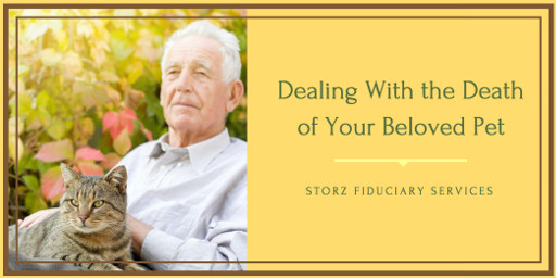 Dealing With the Death of Your Beloved Pet