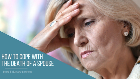 How to Cope with the Death of a Spouse