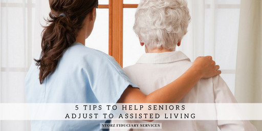 5 Tips to Help Seniors Adjust to Assisted Living