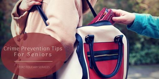 Crime Prevention Tips For Seniors