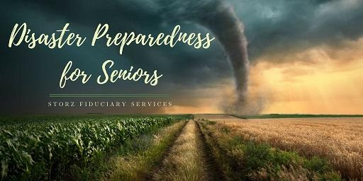 Disaster Preparedness for Seniors
